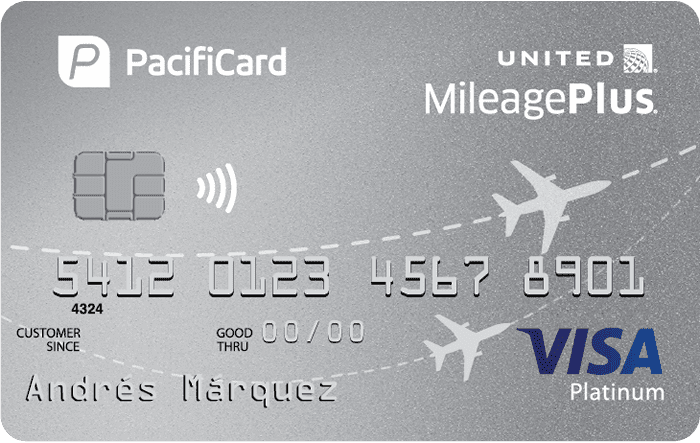 PacifiCard MileagePlatinum